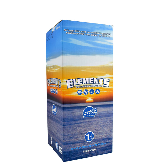 Prerolled Elements Cone in Bulk 114