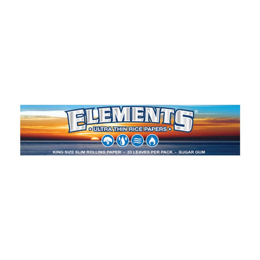 Elements King Size Slim Packs Vancouver Canada