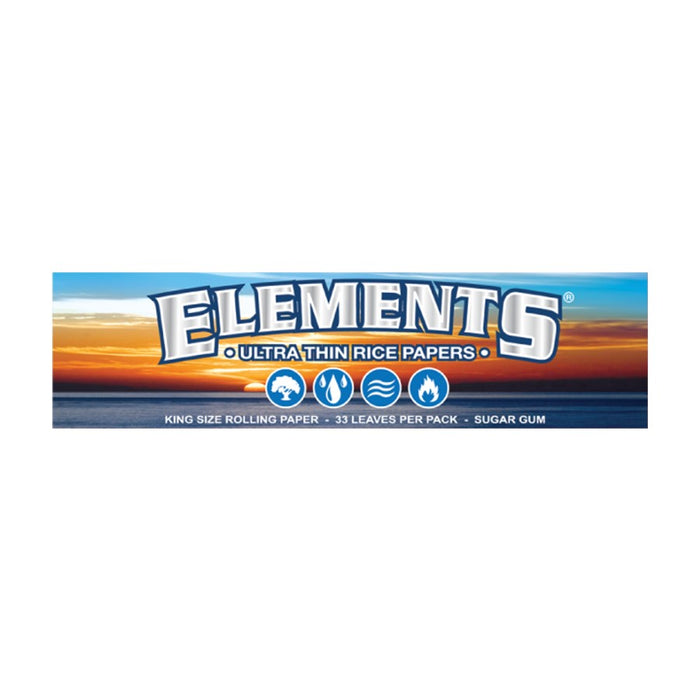 Elements King Size Rice Papers by the Case Canada