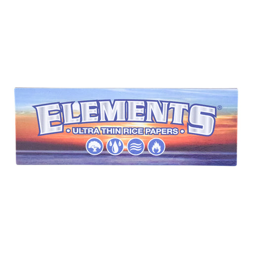 elements Rolling Papers Magnet Original Logo