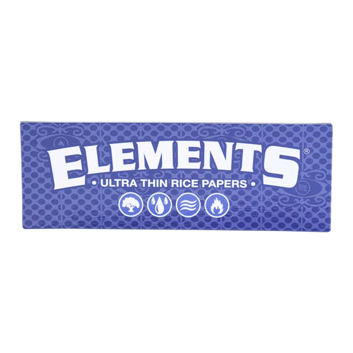 Elements Blue Watermark Magnet