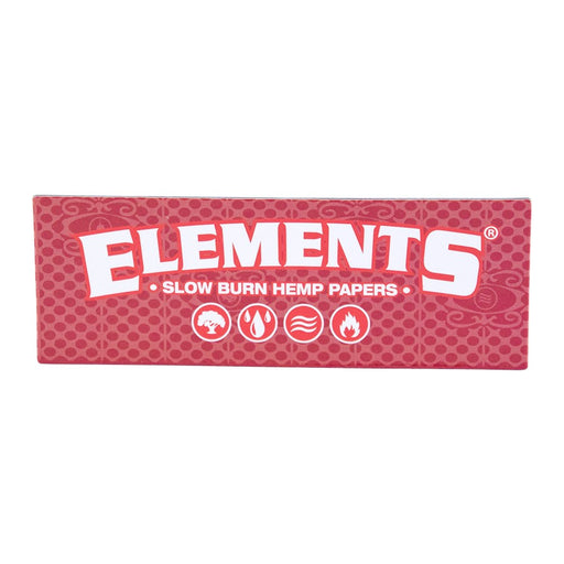 Elements Red Watermark Magnet