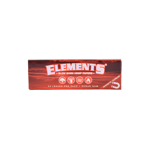 Elements Red Canada 114