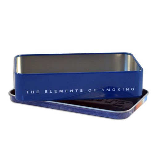 Elements Tin Box Blue