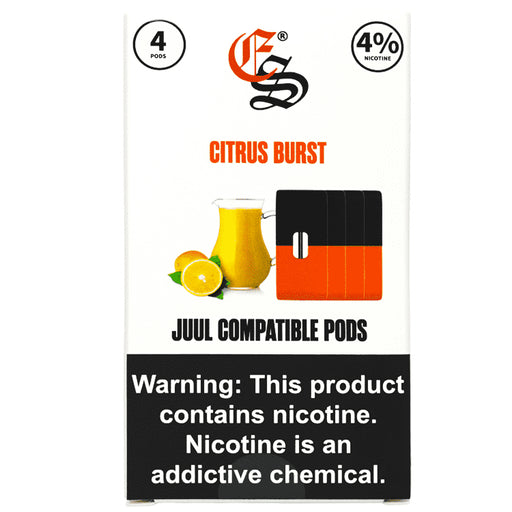 Juul Compatible Pods Canada