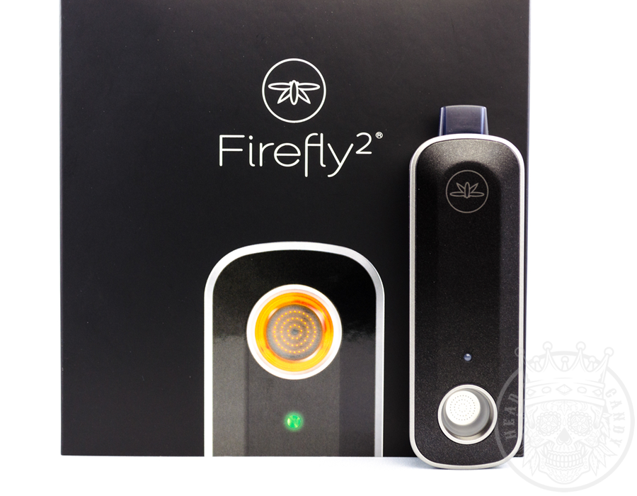 Firefly2 Vaporizer Dual Dry and Concentrate