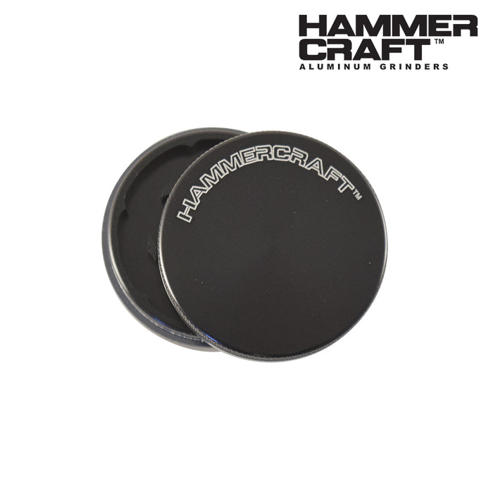 "Affordable Small Black Grinder 2"" Hammercraft"