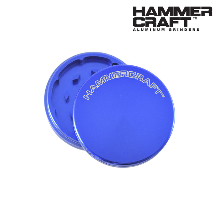 Small Blue Grinder Hammercraft 2""