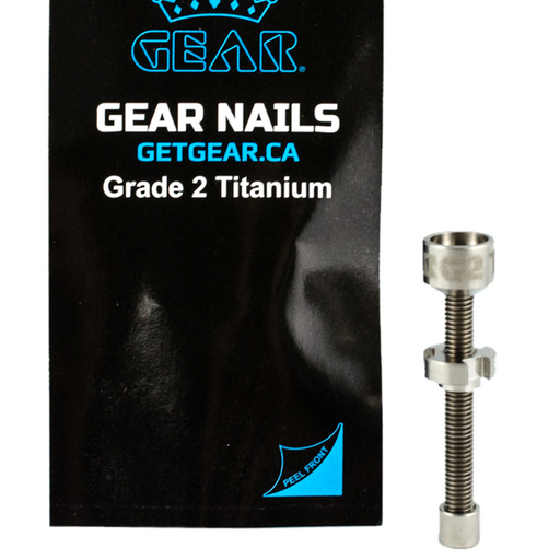 Adjustable Titanium Nail