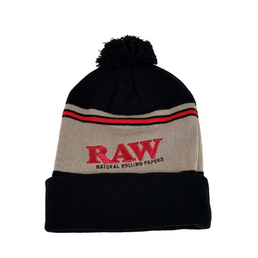 RAW Beanie with pompom Canada