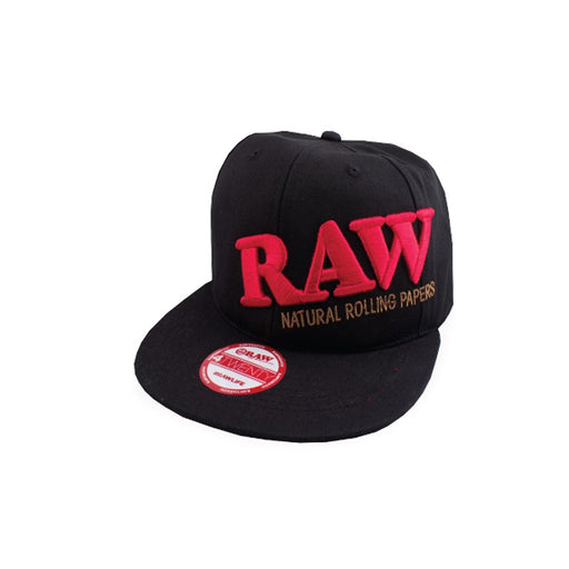 RAW Snap Back Hat Vancouver