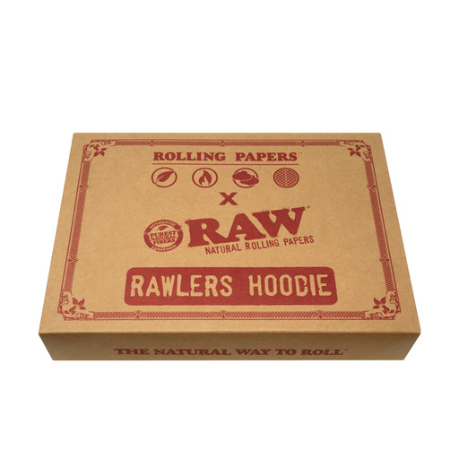 RAW Rawlers Hoodie where to buy