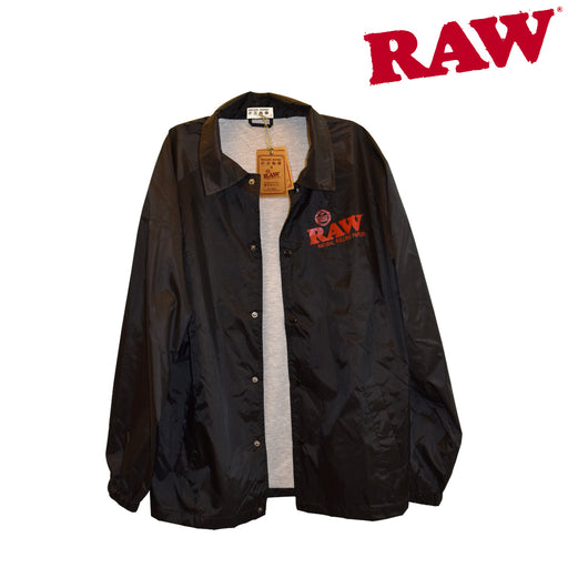 RAW Jacket Wind Breaker Coach Coat Canada