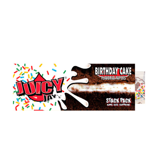 Birthday Cake Rolling Papers Juicy Jays