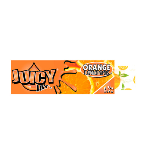 Orange Flavored Rolling papers Canada Juicy Jays