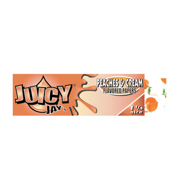 Peaches & Cream Juicy Jays Rolling Papers Canada