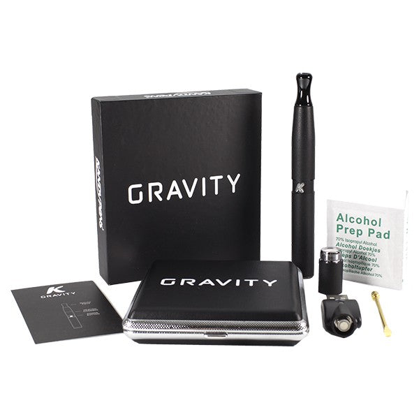 KandyPens Gravity Concentrate Vaporizer Includes