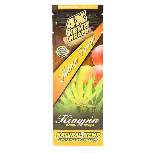 Mango Hemp Wraps Kingpin