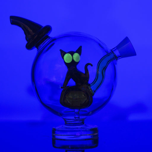 Salem Blunt Bubbler MJ Arsenal Canada Limited Edition Halloween 2019