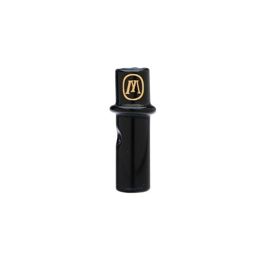 Black Marley Natural Glass Filter Tip