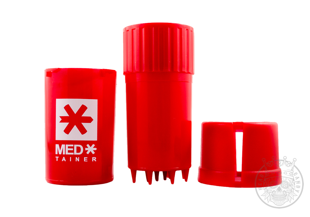 Red Medtainer