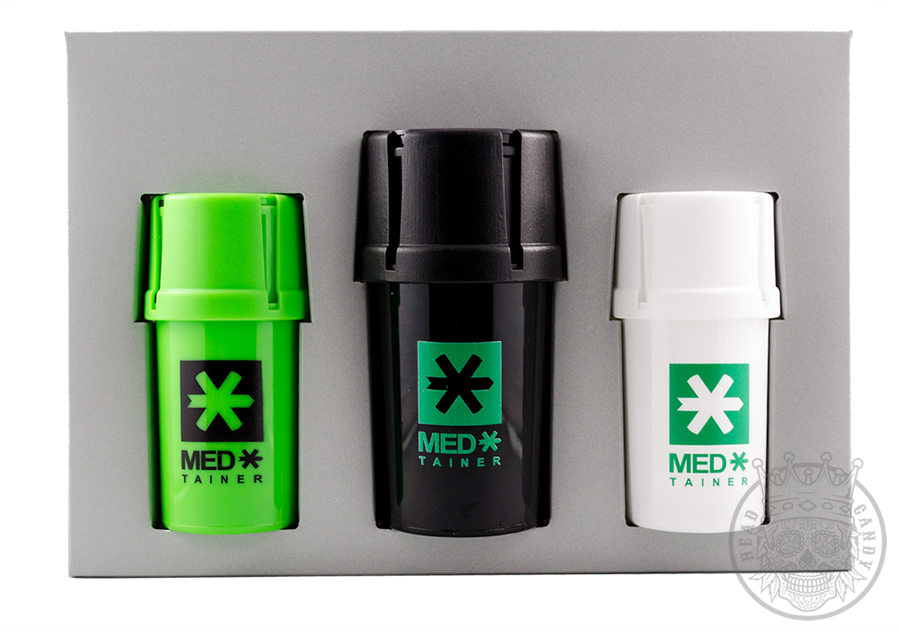 Medtainer 3 pack Gift Box