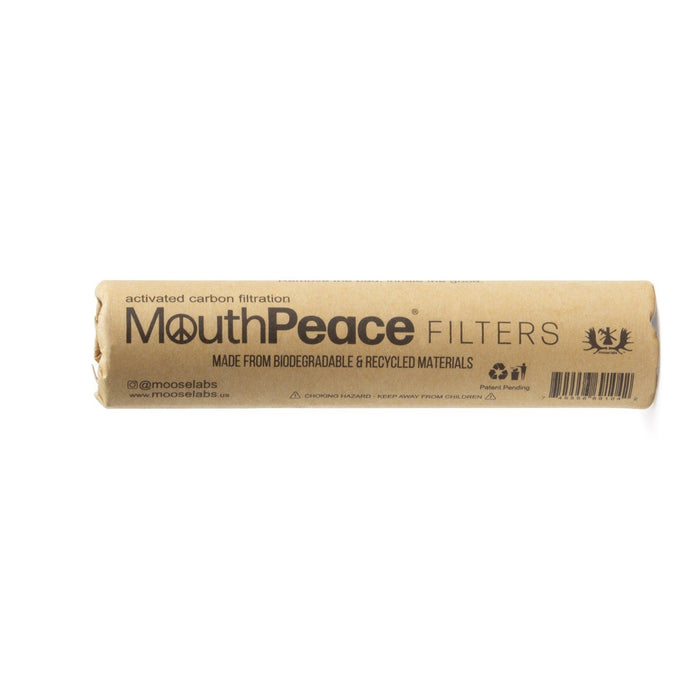 Moose Labs Mouth Piece Filters Pack of 10