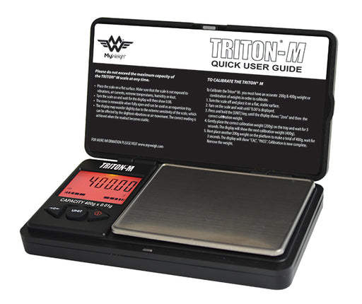 Triton M Scale Myweigh