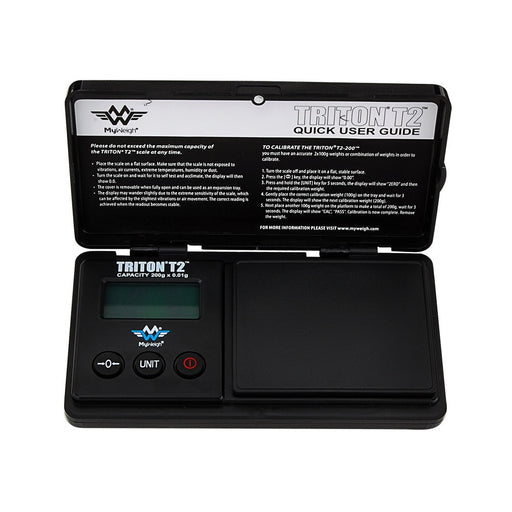 400G x 0.01G Capacity Scale Triton T2 MyWeigh