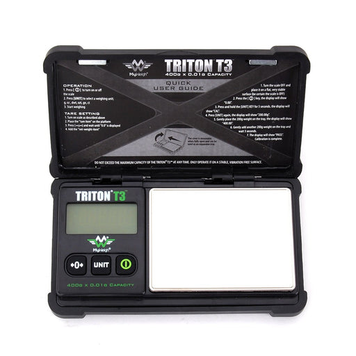 400G x 0.01G Capacity Rugged Scale Triton T3