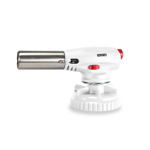 Fit on Top Torch White Newport Butane