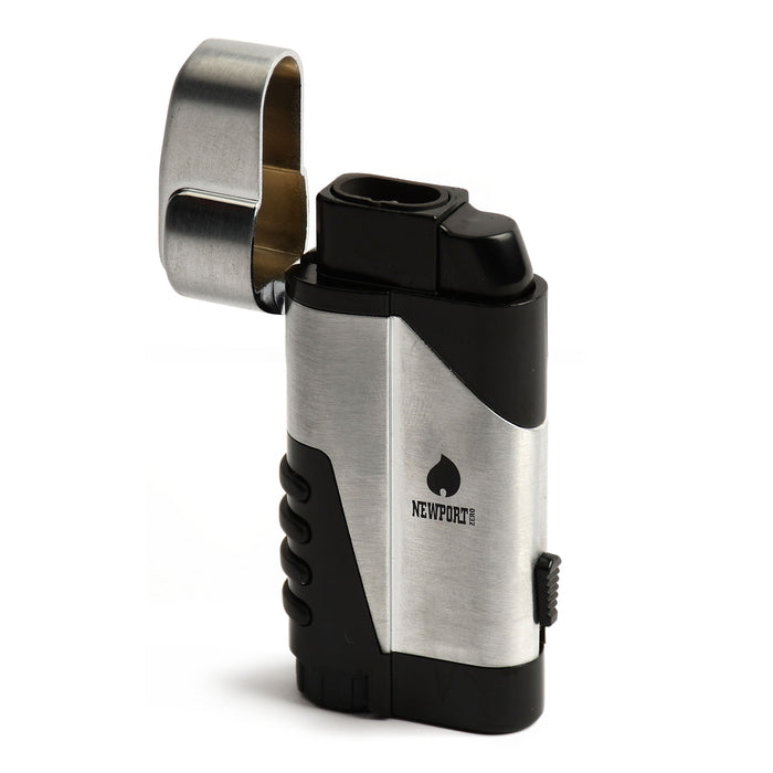 Dual Flame Pocket Torch Lighter Newport Canada