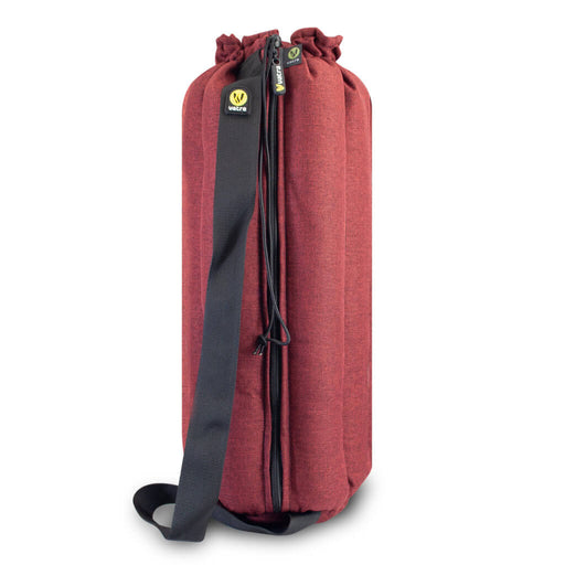 Red Travel Bags for Glass Bongs Tube Vatra