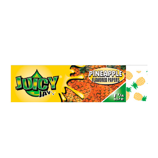 Juicy Jay's Rolling Papers - 1¼ - Pineapple