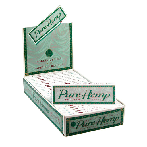 Pure Hemp 1 1/4 Rolling Papers 114