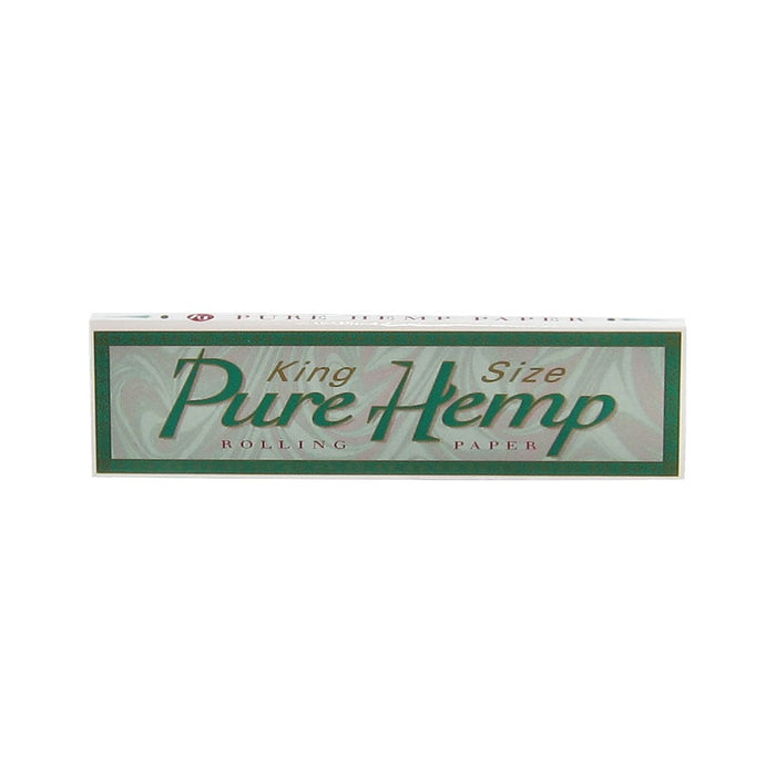 Pure Hemp Rolling Papers King Size Canada