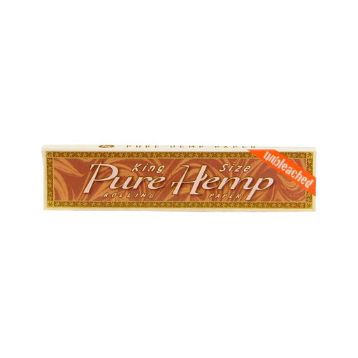Pure Unbleached Hemp Rolling Papers Canada