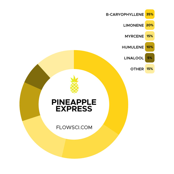 Pineapple Express Terpene Strain Profiles Flow Sci