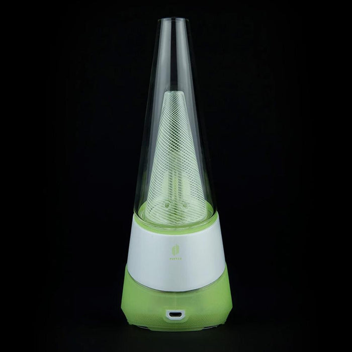 Puffco Peak Portable Concentrate Vaporizer - Neon Lightning - Limited Edition