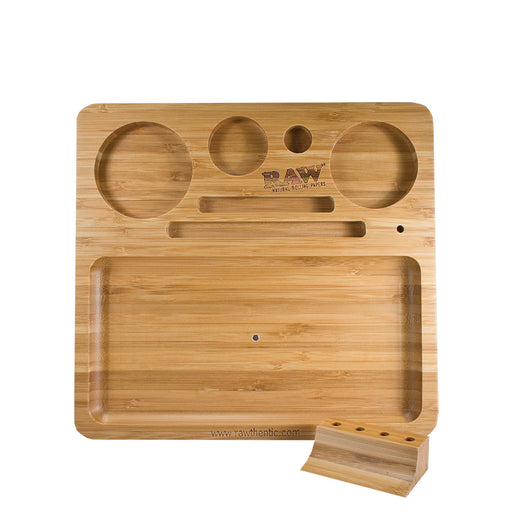 RAW Bamboo One Piece Rolling Tray Vancouver Canada