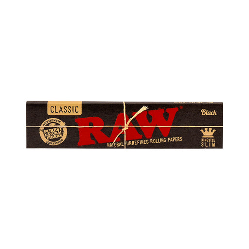 King Size RAW Black Rolling Papers Canada