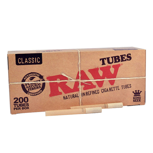 RAW Cigarette Tubes with Filters Canada