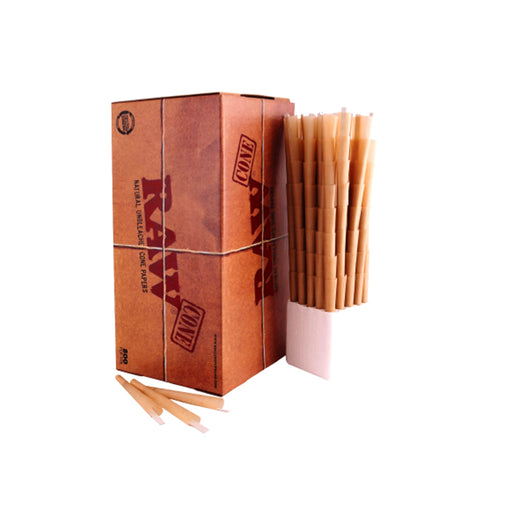 RAW Cones in Bulk King Size 800 Box