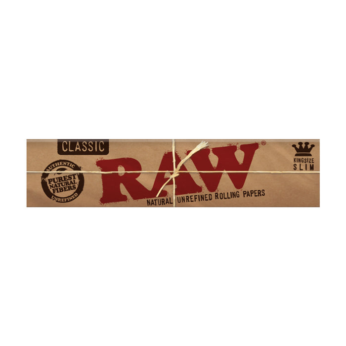 RAW King Size Slim Classic Rolling Papers Canada