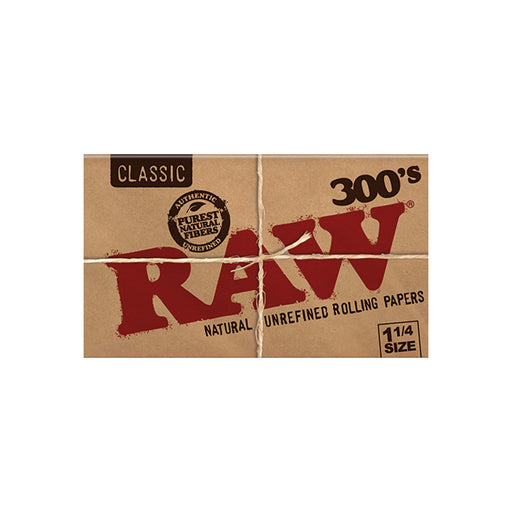 RAW Rolling Papers Canada 500 Sheet Pack 1 1/4 Head Candy