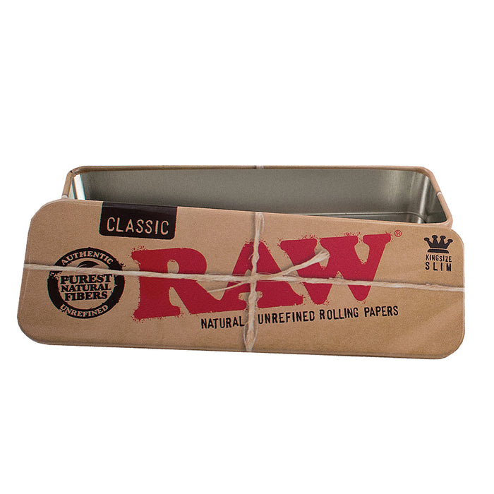 Storage case for king size rolling papers Canada