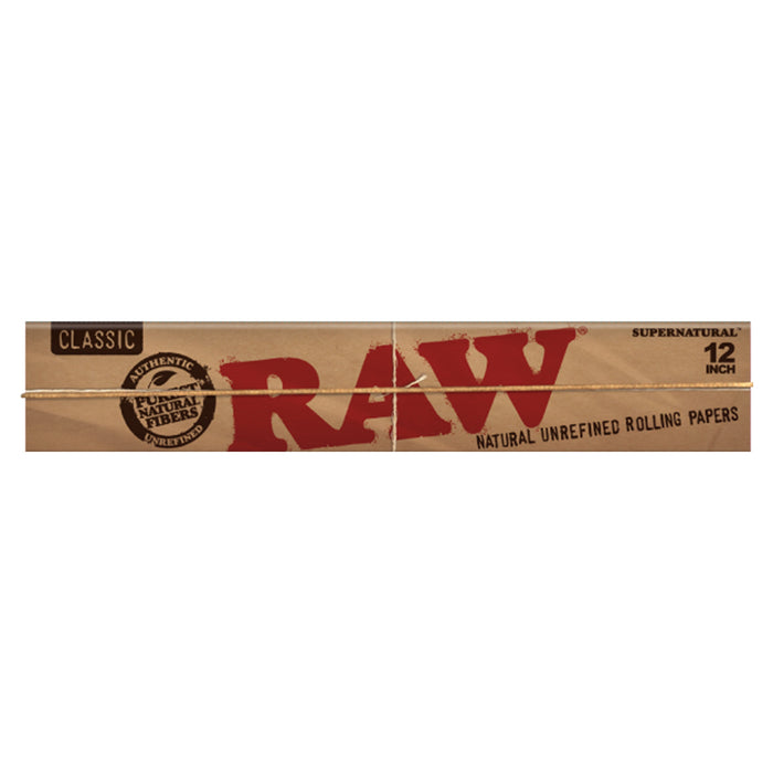 "12"" Long Rolling Papers RAW Canada Biggest"
