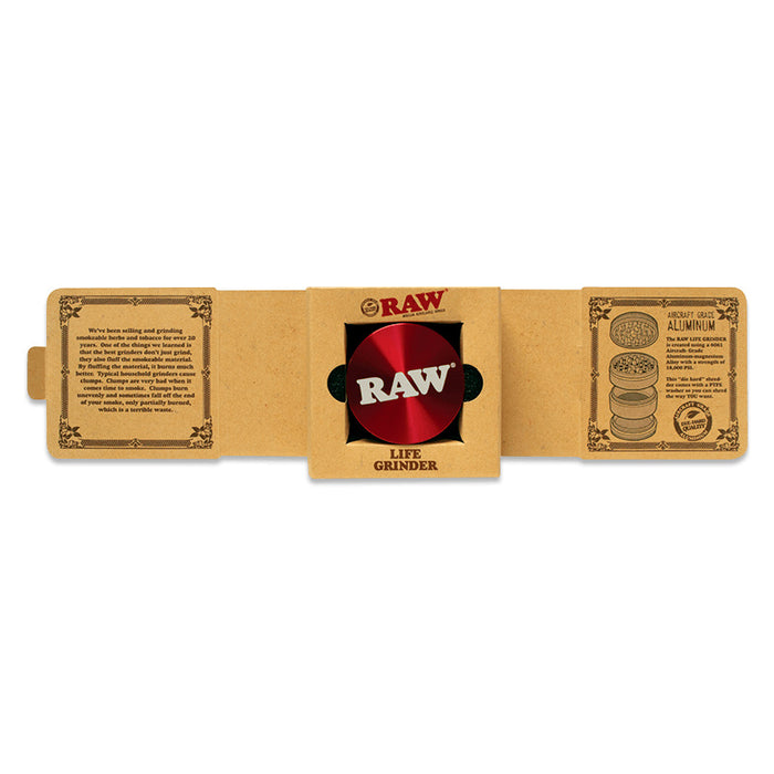 RAW Life Grinder for sale Canada