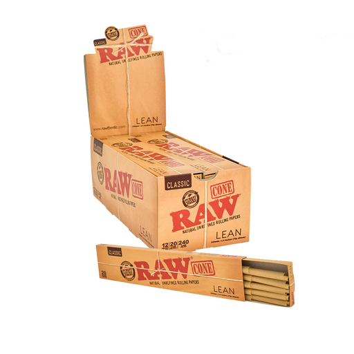 RAW Lean Cones 20 pack