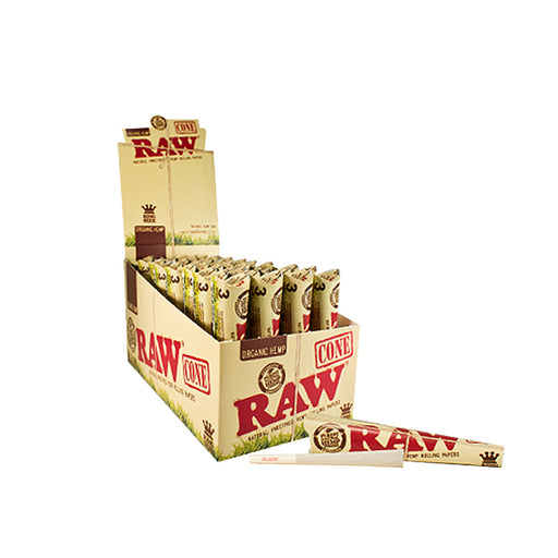 RAW Organic King Size Cones Canada